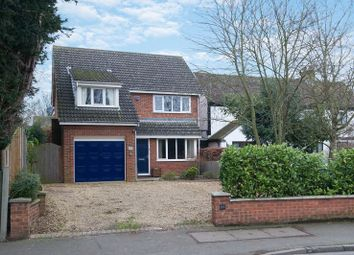 Thumbnail 4 bedroom detached house for sale in Great North Road, Eaton Socon, St. Neots