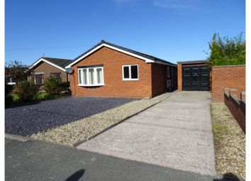 Thumbnail 3 bed detached bungalow to rent in Llanddulas Avenue, Rhyl