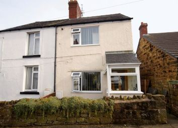 Thumbnail 2 bed semi-detached house for sale in Griffiths Road, Coedpoeth, Wrexham