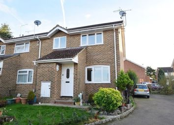 Thumbnail 2 bed terraced house for sale in Ryves Avenue, Yateley