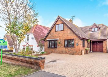 Thumbnail 4 bed detached house for sale in Sanspareil Avenue, Minster On Sea, Sheerness