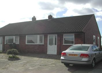 Thumbnail 2 bed bungalow to rent in Well Grove, Whitefield, Manchester