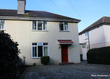 Thumbnail 3 bed semi-detached house to rent in Priors Road, Prestbury, Cheltenham