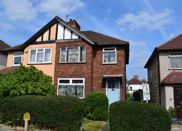 Thumbnail 3 bed semi-detached house for sale in Clewer Crescent, Harrow Weald