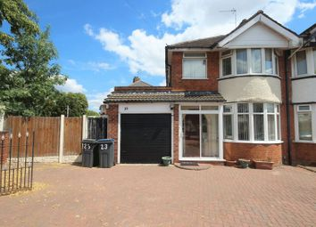 Thumbnail 3 bed semi-detached house for sale in Elmay Road, Birmingham