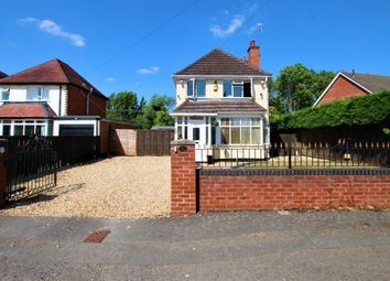 Thumbnail 3 bed detached house for sale in Dagtail Lane, Redditch