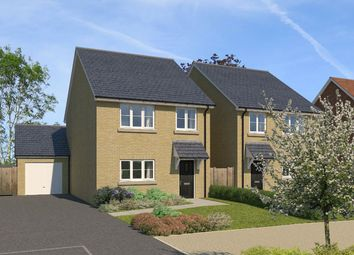 Thumbnail 3 bed detached house for sale in Plot, Beach Gardens, Waterbeach
