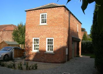 Thumbnail 2 bedroom detached house to rent in Armoury Mews, Armoury Road, Selby