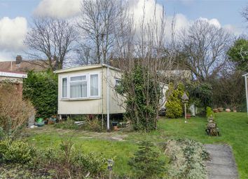 Thumbnail 3 bed mobile/park home for sale in Mobile Home Park, Colden Common, Winchester, Hampshire