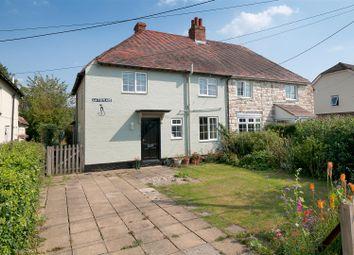 Thumbnail 2 bed semi-detached house for sale in Mile Oak Road, Paddock Wood, Tonbridge