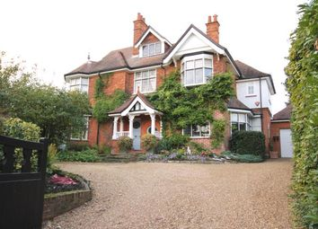 Thumbnail 6 bed detached house to rent in Church Road, Horsell, Surrey