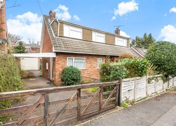 Thumbnail 3 bed detached house for sale in Selborne Close, Petersfield