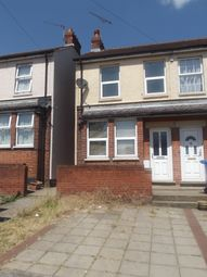 Thumbnail 3 bed end terrace house to rent in Bramford Road, Ipswich