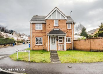 Thumbnail 3 bed detached house for sale in Spital Brook Close, Spital, Chesterfield