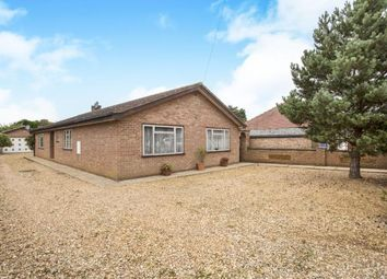 Thumbnail 4 bed bungalow for sale in South Wootton, Kings Lynn, Norfolk