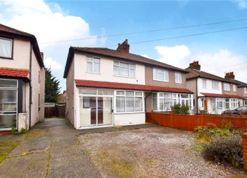 Thumbnail 3 bed semi-detached house for sale in Hansol Road, Bexleyheath, Kent