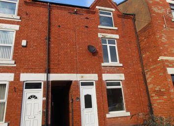 Thumbnail 3 bed terraced house to rent in Linby Grove, Hucknall, Nottingham