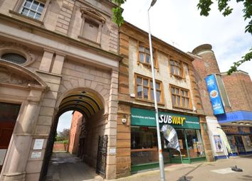 Thumbnail 1 bed flat to rent in High Street, Kettering