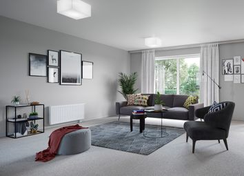 Thumbnail 3 bed flat for sale in Danbury Mews, Wallington