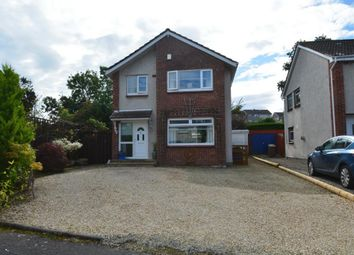 Thumbnail 3 bed detached house for sale in Chisholm Avenue, Bishopton