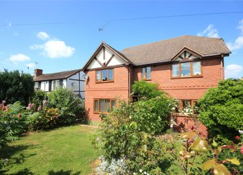 Thumbnail 4 bed detached house for sale in Clehonger, Hereford