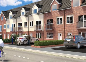 Thumbnail 3 bed terraced house for sale in Plot 174 Britannia Gate, Palgrave Road (D Type), Bedford