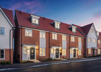 4 bed terraced house for sale in Hammonds Ridge, Burgess Hill RH15