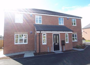 Thumbnail 2 bed flat to rent in Ashwood Avenue, Kirkby-In-Ashfield, Nottingham