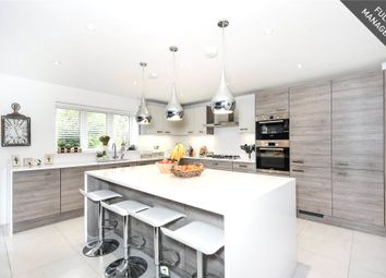 Thumbnail 5 bed detached house to rent in Dowles Barn Close, Barkham, Wokingham, Berkshire