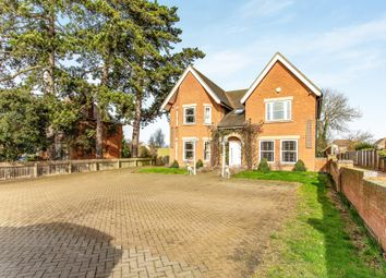 Thumbnail 4 bed detached house for sale in Huntingdon Road, Thrapston, Kettering