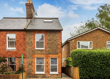 Thumbnail 3 bed semi-detached house for sale in Lesbourne Road, Reigate