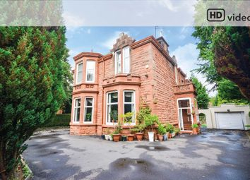 Thumbnail 7 bed detached house for sale in Terregles Avenue, Pollokshields, Glasgow