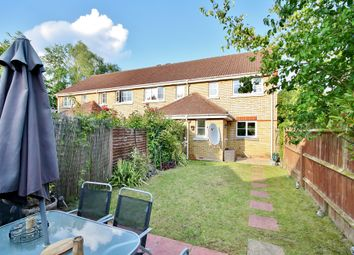 Thumbnail 2 bedroom end terrace house for sale in Florence Way, Knaphill, Woking