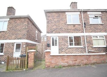 Thumbnail 2 bedroom semi-detached house to rent in Dhu Varren Crescent, Belfast
