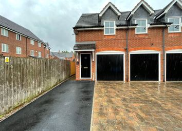 Thumbnail 1 bed flat to rent in The Saplings, Madeley, Telford, Shropshire