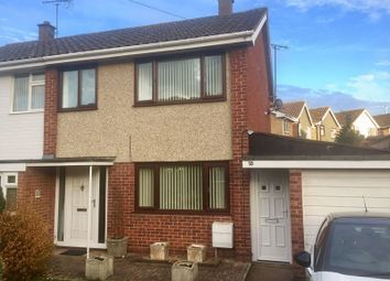 Thumbnail 3 bed semi-detached house to rent in Old Dean Road, Mitcheldean