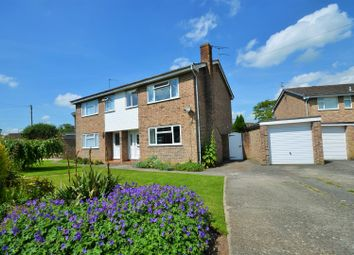 Thumbnail 3 bed semi-detached house for sale in Duncliffe Close, Stalbridge, Sturminster Newton