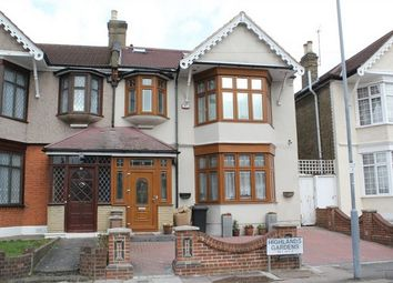 Thumbnail 5 bed end terrace house for sale in Highlands Gardens, Ilford, Essex