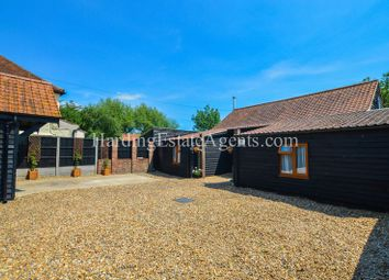 Thumbnail 3 bed detached house for sale in Greensward Lane, Hockley, Essex