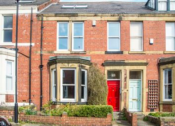 Thumbnail 4 bedroom terraced house for sale in Salisbury Gardens, Newcastle Upon Tyne, Tyne And Wear