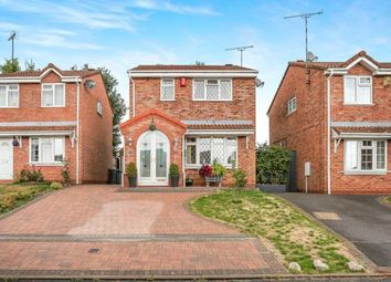 Thumbnail 3 bedroom detached house for sale in Blake Close, Galley Common, Nuneaton
