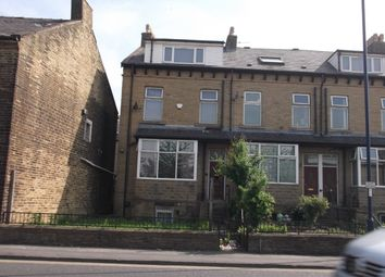 Thumbnail 4 bed terraced house to rent in Whetley Hill, Bradford