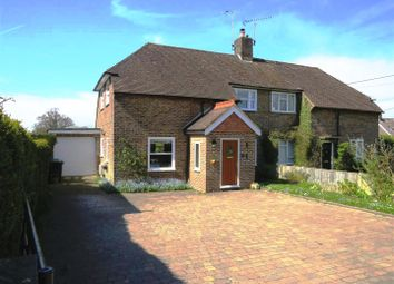 Thumbnail 3 bed semi-detached house for sale in London Road, Hassocks