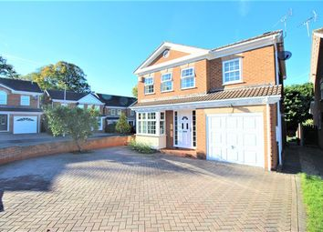 Thumbnail 4 bed detached house to rent in Rectory Gardens, Todwick, Sheffield, Rotherham