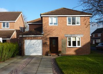 Thumbnail 4 bed detached house for sale in Beckside, Romanby, Northallerton