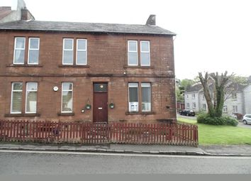 Thumbnail 1 bed flat to rent in High Street, Kilmacolm