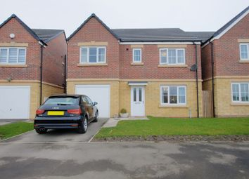Thumbnail 5 bed detached house for sale in Wellesley Drive, Blyth