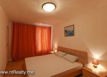 Thumbnail 1 bed apartment for sale in 0502, Bigova, Montenegro