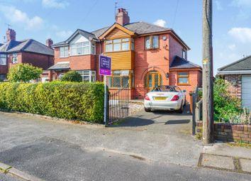 Thumbnail 3 bed semi-detached house for sale in Barn Lane, Warrington
