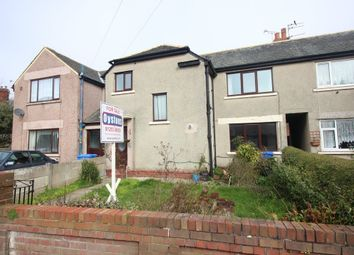 Thumbnail 3 bedroom terraced house for sale in Knowsley Crescent, Thornton-Cleveleys